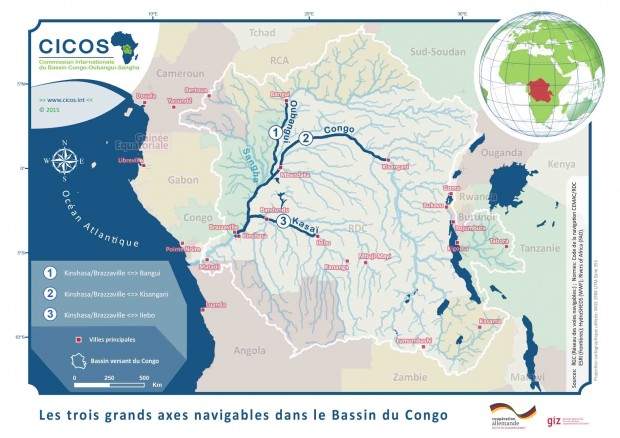 Bassin_3 grands axes navigables